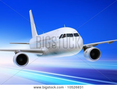 Accelerated Plane