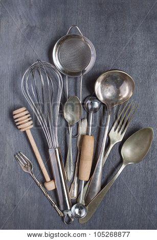 Some Kitchen Vintage Equipment