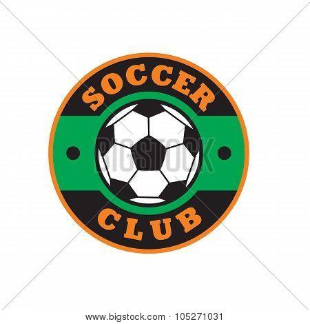 Nice soccer club logo