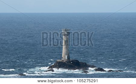 Land's End Lighthouse