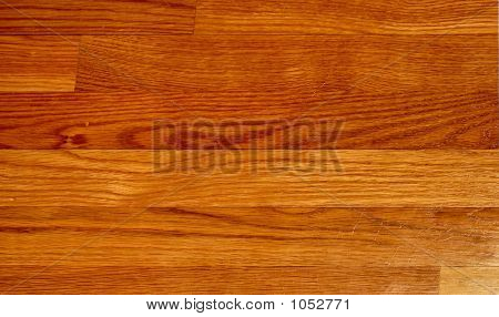 brown oak hardwood