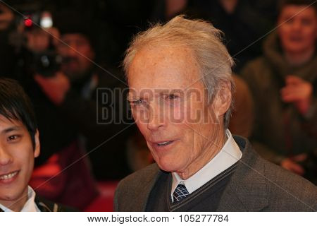 BERLIN - FEBRUARY 11: Director Clint Eastwood attends the premiere to promote the movie 'Letters From Iwo Jima' during the 57th Berlin  Film Festival  on February 11, 2007 in Berlin, Germany
