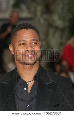 CANNES, FRANCE - MAY 23: US Actor Cuba Gooding Jr. attends the 'Babel' premiere at the Palais des Festivals during the 59th International Cannes Film Festival May 23, 2006 in Cannes, France