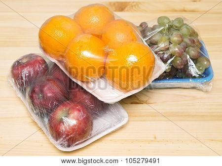 Fruits In Packages