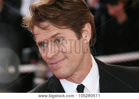 CANNES, FRANCE - MAY 24: Actor Willem Dafoe attends the 'Coco Chanel & Igor Stravinsky' Premiere at the Palais De Festivals during the 62 Annual Cannes Film Festival on May 24, 2009 in Cannes, France