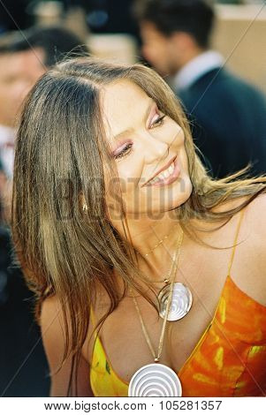 CANNES, France - MAY 16: Italian actress Ornella Muti arrive for the film 'Comme Une Image', May 16, 2004 at the Cannes Film Festival. Cannes, France