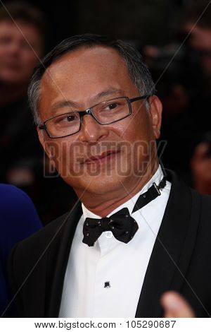 CANNES, FRANCE - MAY 22: Johnnie To attends the 'Les Bien-Aimes' premiere at the Palais des Festivals during the 64th Cannes Film Festival on May 22, 2011 in Cannes, France