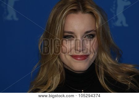 BERLIN, GERMANY - FEBRUARY 15: Carolina Herrera Bang attends the 'La Chispa De La Vida' Photocall during of the 62nd Berlin Film Festival at the Grand Hyatt on February 15, 2012 in Berlin, Germany.