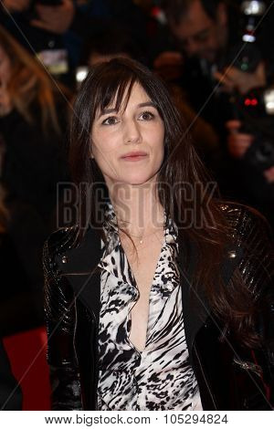 BERLIN, GERMANY - FEBRUARY 18: Charlotte Gainsbourg attends the Closing Ceremony during of the 62nd Berlin  Film Festival at the Berlinale Palast on February 18, 2012 in Berlin, Germany.