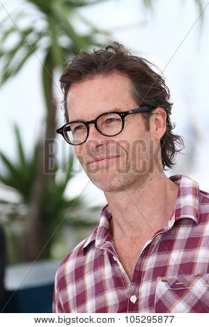 CANNES, FRANCE - MAY 19: Guy Pearce attends the 'Lawless' Photocall during the 65th Annual Cannes Film Festival at Palais des Festivals on May 19, 2012 in Cannes, France.