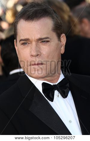 CANNES, FRANCE - MAY 22: Ray Liotta attends the 'Killing Them Softly' Premiere during 65th Annual Cannes Film Festival at Palais des Festivals on May 22, 2012 in Cannes, France.