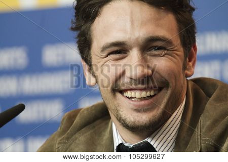 BERLIN, GERMANY - FEBRUARY 09: James Franco attends the 'Lovelace' Press Conference during the 63rd Berlinale  Film Festival at Grand Hyatt Hotel on February 9, 2013 in Berlin, Germany.