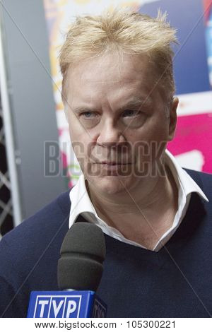 BERLIN, GERMANY - FEBRUARY 07: Tim Robbins attends 'The Grandmaster' Press Conference during the 63rd Berlinale Film Festival at the Grand Hyatt on February 7, 2013 in Berlin, Germany.