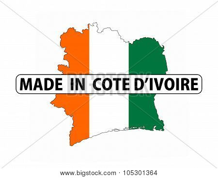 Made In Cote D'ivoire