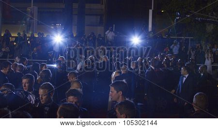 CANNES, FRANCE - MAY 20: A general view of atmosphere on during the 66th Annual Cannes Film Festival on May 20, 2013 in Cannes, France.