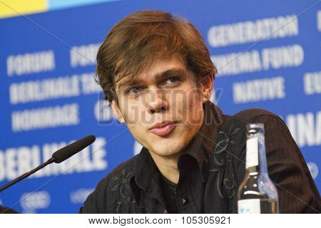 BERLIN, GERMANY - FEBRUARY 13: Ellar Coltrane attends the 'Boyhood' press conference during 64th Berlinale International Film Festival at Grand Hyatt Hotel on February 13, 2014 in Berlin, Germany.
