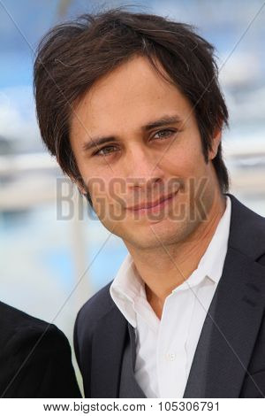 CANNES, FRANCE - MAY 14: Jury member Gael Garcia Bernal  attends the Jury photocall during the 67th Annual Cannes Film Festival on May 14, 2014 in Cannes, France.