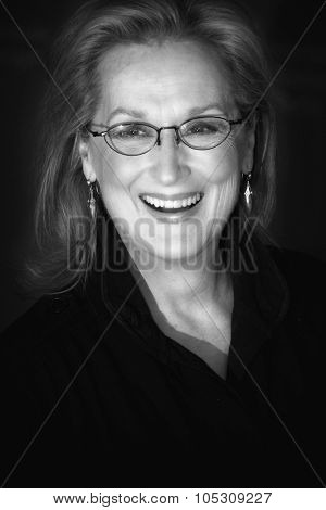 BERLIN, GERMANY - FEBRUARY 14: Actress Meryl Streep attends 'The Iron Lady' Photocall during of the 62nd Berlin International Film Festival at the Grand Hyatt on February 14, 2012 in Berlin, Germany.