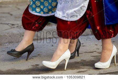 Bulgaria Ribnovo Pomak Wedding