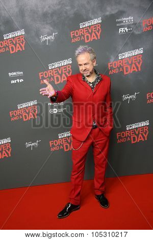 BERLIN, GERMANY - FEBRUARY 07: Helmut Zerlett attends the