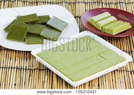 Product Chocolate Green Tea Matcha