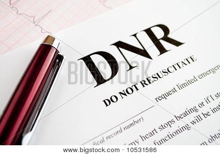 Forma DNR