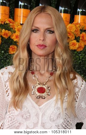 LOS ANGELES - OCT 17:  Rachel Zoe at the Sixth-Annual Veuve Clicquot Polo Classic at the Will Rogers State Historic Park on October 17, 2015 in acific Palisades, CA