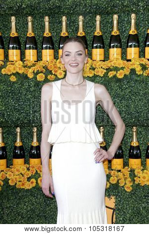 LOS ANGELES - OCT 17:  Jaime King at the Sixth-Annual Veuve Clicquot Polo Classic at the Will Rogers State Historic Park on October 17, 2015 in acific Palisades, CA