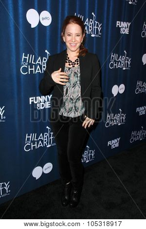 LOS ANGELES - OCT 17:  Amy Davidson at the Hilarity for Charity`s James Franco`s Bar Mitzvah at the Hollywood Paladium on October 17, 2015 in Los Angeles, CA