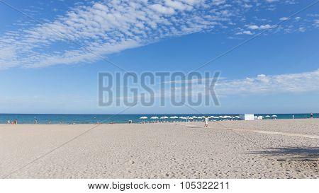 Beautiful Beach Alicante, Costa Blanca