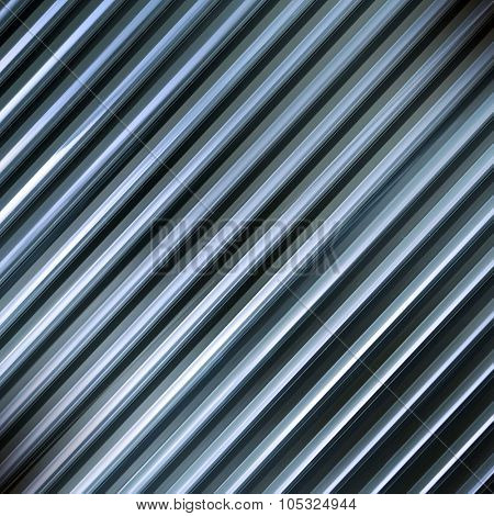 lined metal texture