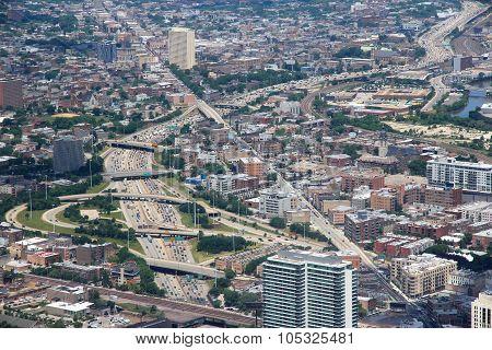 Kennedy Expressway, Chicago