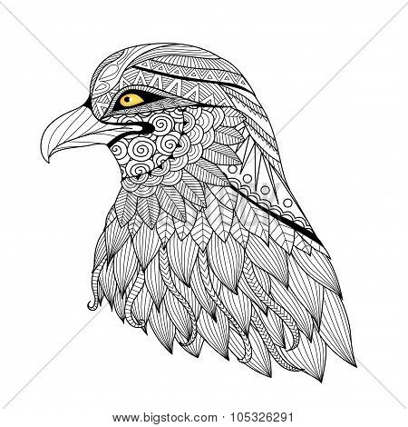 Eagle Coloring Page