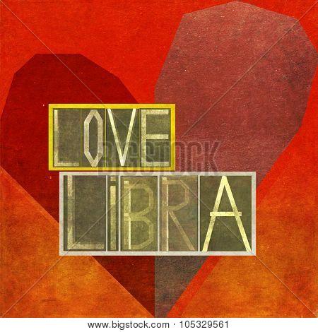 Love Libra