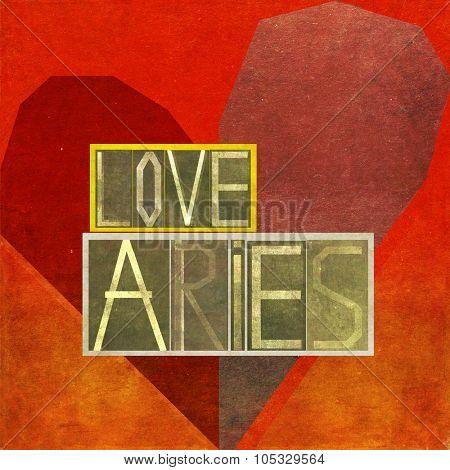 Love Aries
