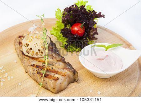 steak catfish