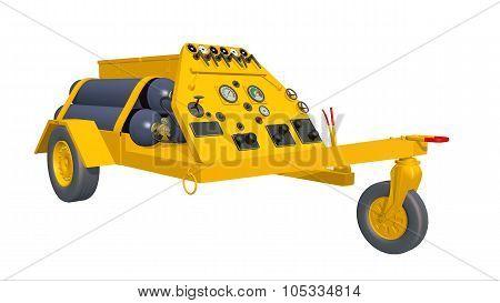 Nitrogen and oxygen cart