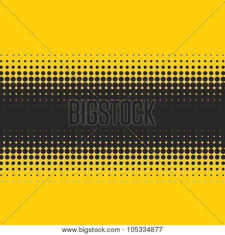 Halftone illustrator. Halftone dots.halftone effect. Halftone pattern. Vector halftone dots. Black d