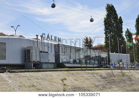 Restaurant In Gaia