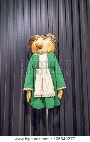 Puppet Theater Museum In Berlin-neukoelln