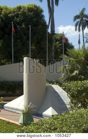 Tomb Managua Nicaragua