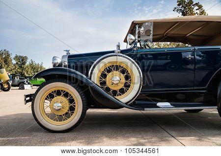1931 Ford Phaeton Convertible Classic Car