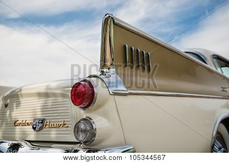 1957 Studebaker Golden Hawk Classic Car