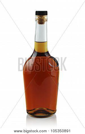 Bottle Of Brandy