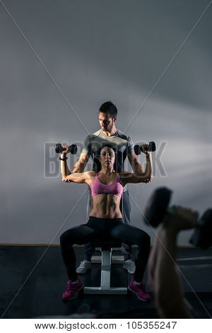 Couple Workout Routine