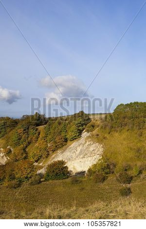 Rocky Wooded Valley
