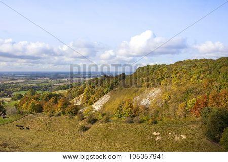 Vale Of York In October