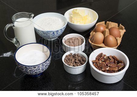 Home Baking Ingredients