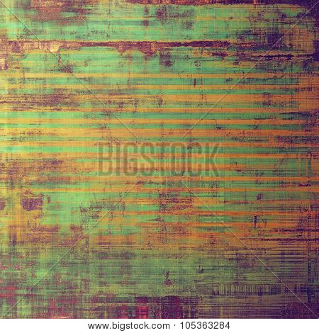 Old antique texture - perfect background with space for your text or image. With different color patterns: brown; purple (violet); green; red (orange)