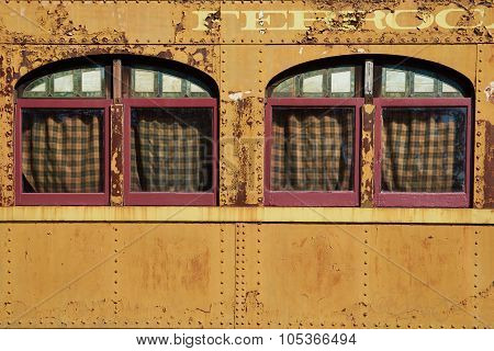 Historic Railway Carriages